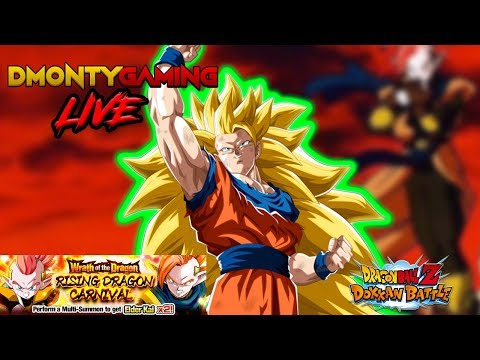 -LIVESTREAM- BRAND NEW TAPION EVENT & LR SS3 GOKU LIVE!!  | DRAGON BALL Z DOKKAN BATTLE
