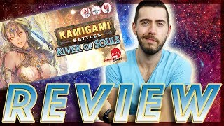 REVIEW- Kamigami Battles: River of Souls