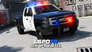LSPDFR - Day 201 - LSPD Silverado