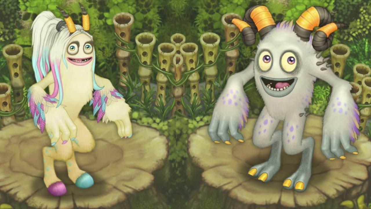 my singing monsters - parlsona  u0026 tawkerr  duet