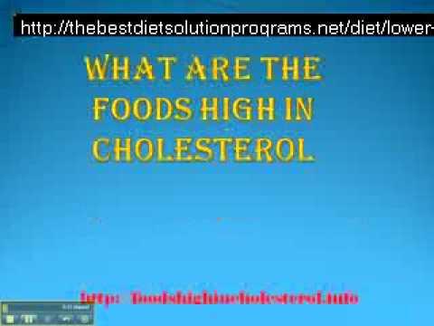 high cholesterol diet plan pdf