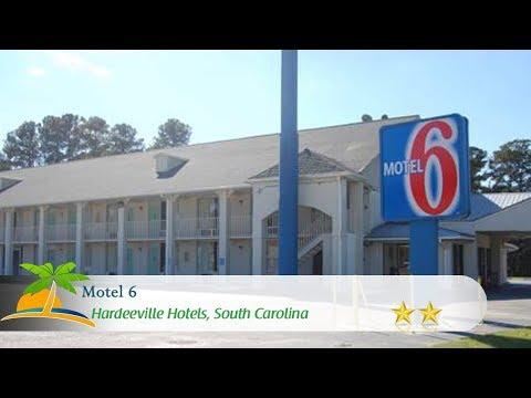 Motel 6 - Hardeeville - Hardeeville Hotels, South Carolina