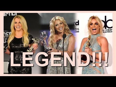 List of AWARDS WON by Britney Spears! 👑💄