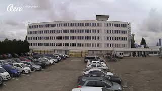 Aero Vodochody: Reconstruction of the new headquarter