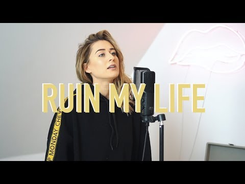 ruin my life - zara larsson ebony day