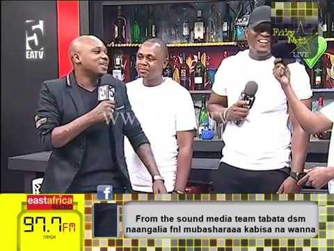 FRIDAY NIGHT LIVE - Aliyosema Q Chilla kuhusu msanii kuwa juu kuliko Media