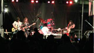 "Black Oak Arkansas - ""Lord Have Mercy on my Soul"" @ Little Rock, AR  5-7-11"