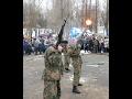 Разведчики 103 й отдельной гвардейской ВДБр на празднике Зимние старты 2017 mp3