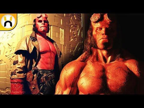 Thumbnail: Comparing Hellboy, New and Old | Hellboy 2019