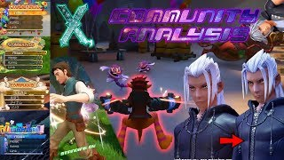 KINGDOM HEARTS 3 D23 Expo 2018 Trailer LIVE COMMUNITY ANALYSIS!