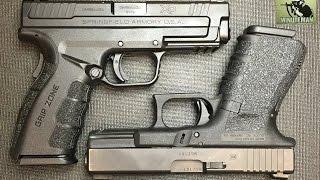 Glock 19 vs XD Mod 2 Pistol