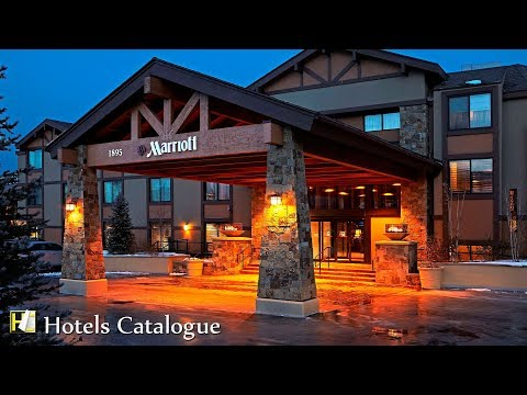 Park City Marriott - Hotels near Main Street in Park City, Utah