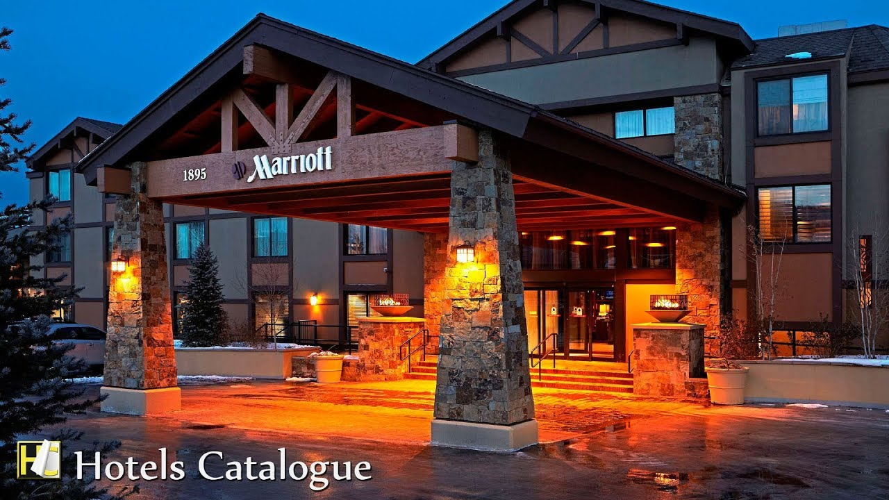 Park City Marriott Hotels Near Main Street In Park City Utah Youtube
