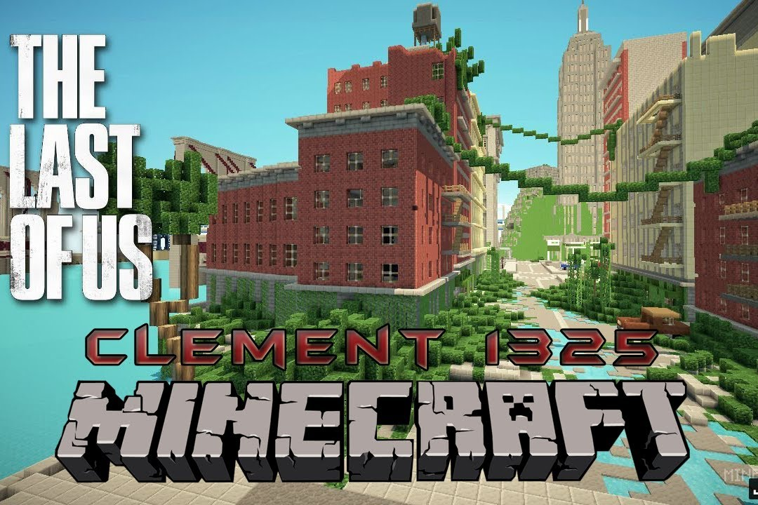 Minecraft Adventure Time Bitchiz Map Last Of Us Ep YouTube - Minecraft last of us map