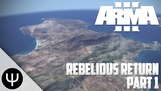 ARMA 3: Altis Life — Rebelious Return — Part 1 — Bottom Feeders!