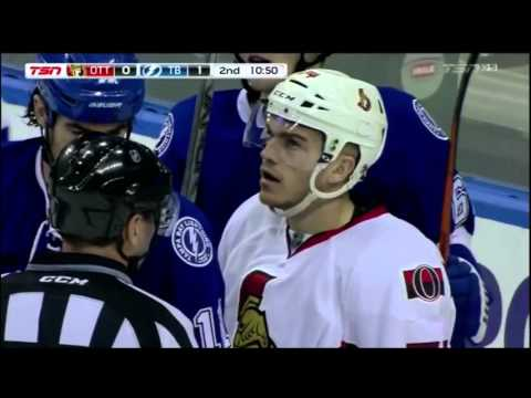 Ottawa Senators @ Tampa Bay Lightning - Highlights - Dec 10 2015