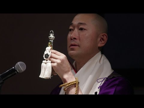 Japanese Buddhist monks compete in test of skills