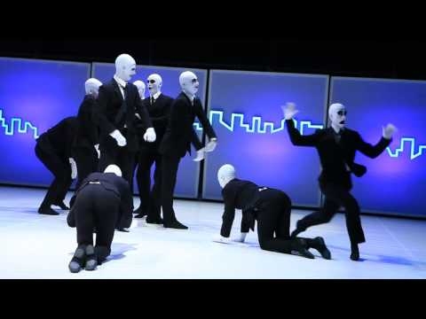 Абсурдия /Absurdia. Szeged Contemporary Dance Company (Hungary)