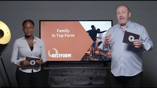 Family In Top Form  English-german