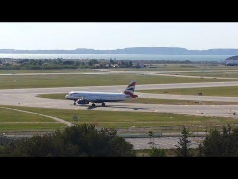 PLANESPOTTING | A320/B737/ATR72-500 | Marseille (MRS)[Fly Events planespotting]