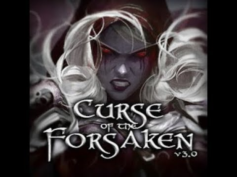 Warcraft 3: Curse of the Forsaken 3.0 Update! [Campaign]