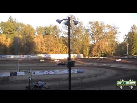 9 10 16 Late Model Trophy Dash Cottage Grove Speedway