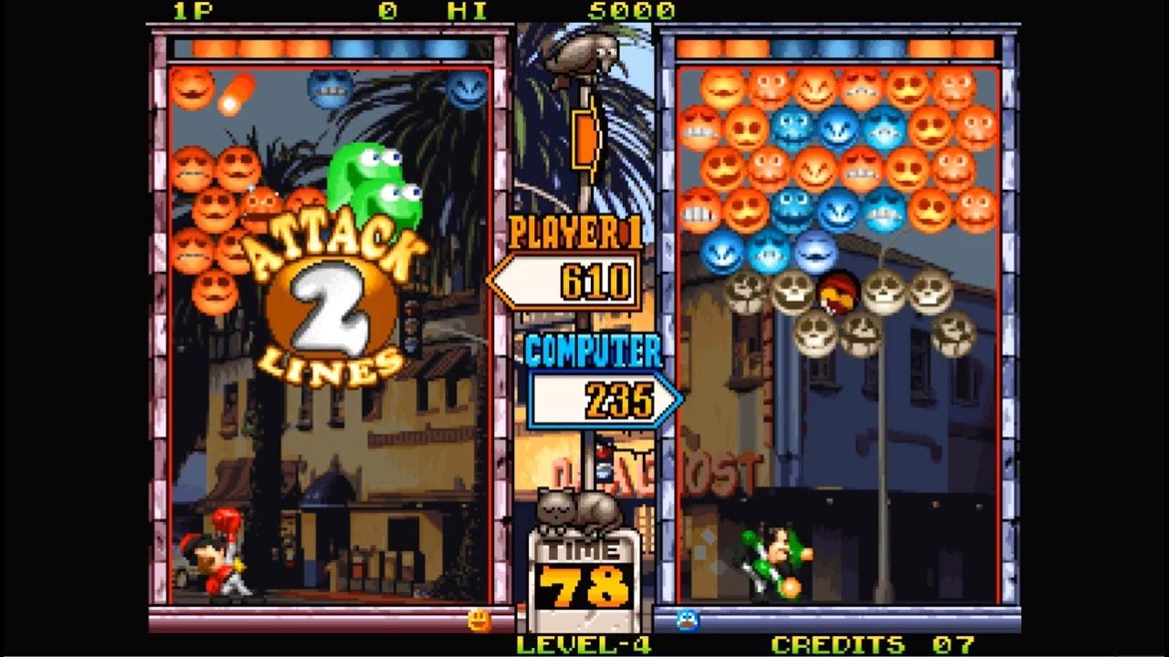 Ghostlop (prototype) Neo Geo/Arcade gameplay 60fps - digituba