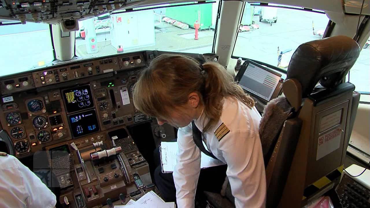 Sonja Zietlow Pilotin