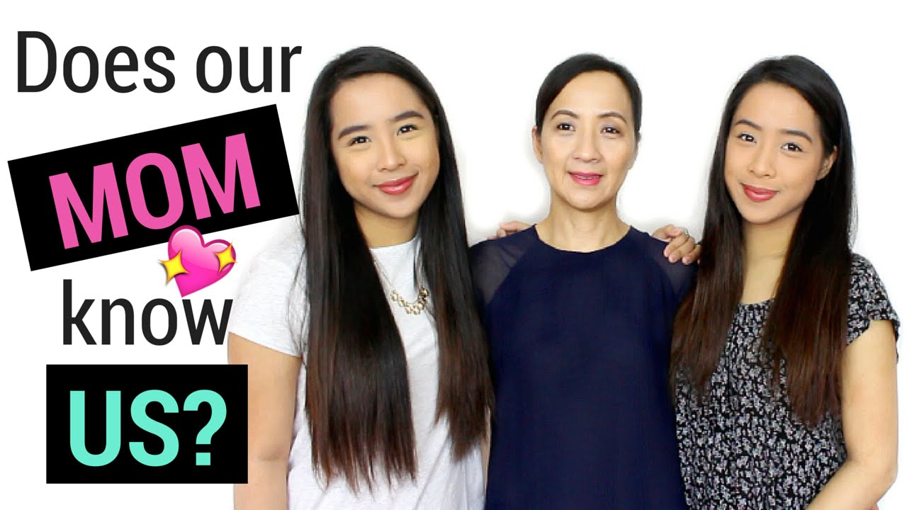 how well does our mom know us samantha madeleine - Caleon Color