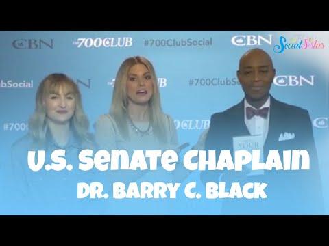 700 Club Social Exclusive | Dr. Barry C. Black