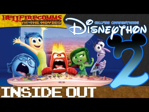 The 2nd HFC Disneython [#27: Inside Out] (AUDIO COMMENTARY)