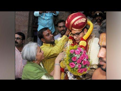 Mysore Maharaja Yaduveer Krishnadatta gets married to Rajasthani royal | Oneindia News