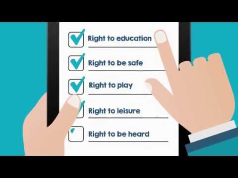 Rights of the Child animation