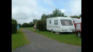 Caravan Club Site Hillhead Brixham
