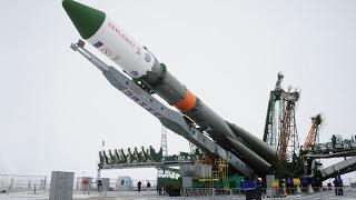 Вывоз РН  Союз У  с ТГК  Прогресс МС 05