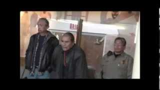 "Navajo Nation Shiprock, NM, President Duane ""Chili"" Yazzie challenges Navajo Council 12 23 13"