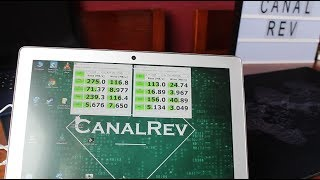 Chuwi Lapbook 12.3 Linux, clonar a SSD, juegos