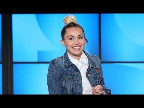 Miley Cyrus Hosts The Ellen Show, Gives Ellen Drugs