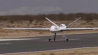 Ikhana UAS Gives NASA New Science/Technology Research Capability