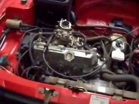 zastava yugo 55 rad sa sredjenim motorom - YouTube
