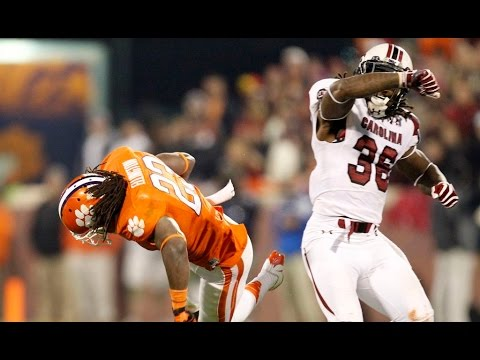 South Carolina vs. Clemson 2012 HD [1080]
