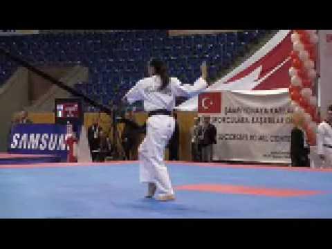 3rd World Taekwondo Poomsae Championship-Taeguk 8