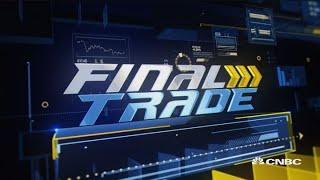 Final Trades: MCD, GOOGL & More