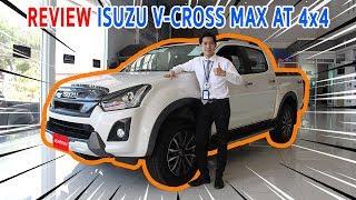 รีวิว ISUZU D-MAX V CROSS  4 ประตู 3.0 Ddi (Z-Prestige) AT  ราคา 1,099,000.