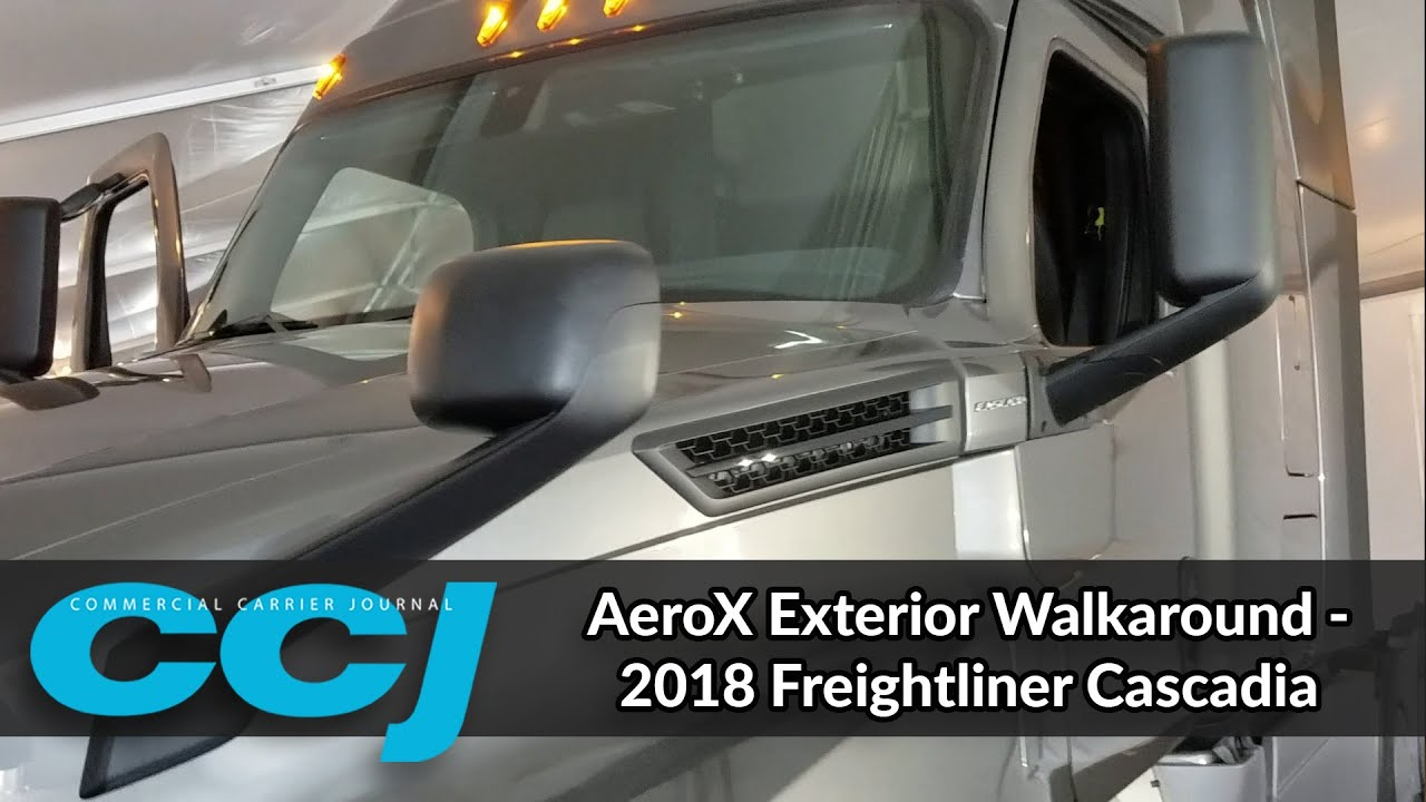 Freightliner introduces next-generation Cascadia - Trucking