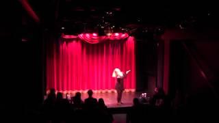 """Christi Chiello crowdwork at solo show """"It's Christi, B*tch!"""""""