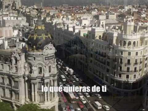 Rosana - En las calles de Madrid.