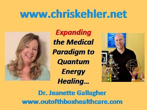 Expanding the Medical Paradigm to Quantum Energy Healing…