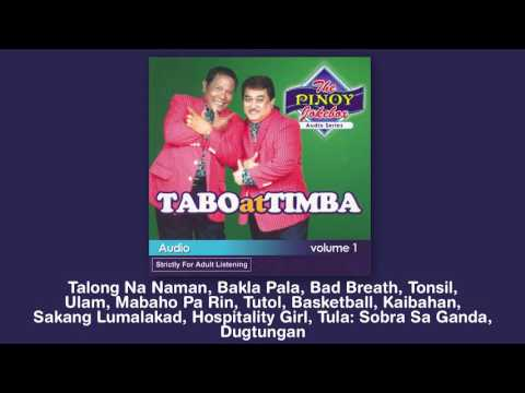 Tabo at Timba - Part 5 (The Pinoy Jokebox Audio Series Tabo At Timba Volume 1)