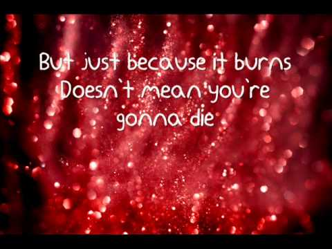 Pink- Try Lyrics